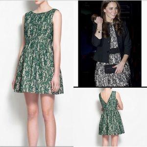 Zara lace tulip dress. Measurements etc last pic